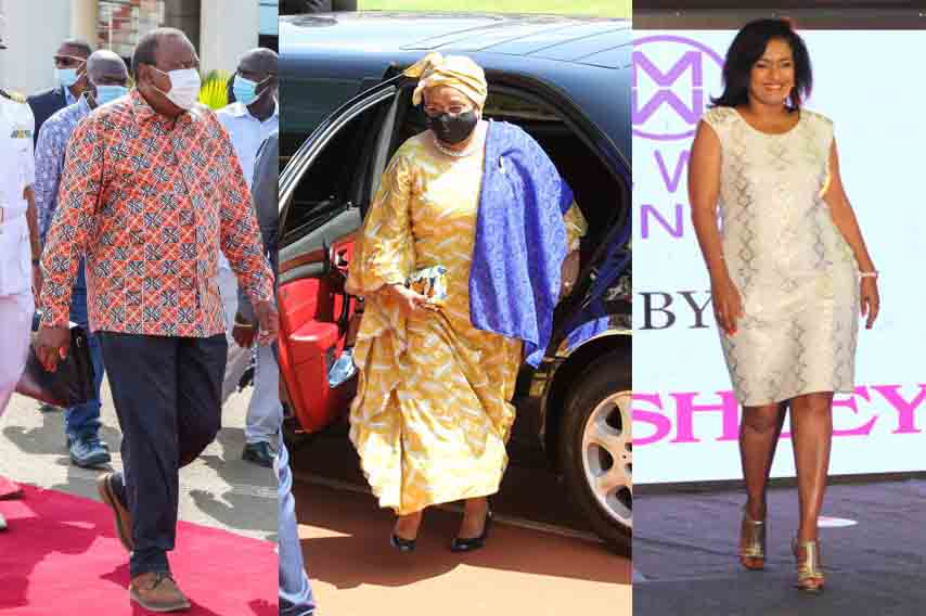 Politics of fashion, style that define leaders
