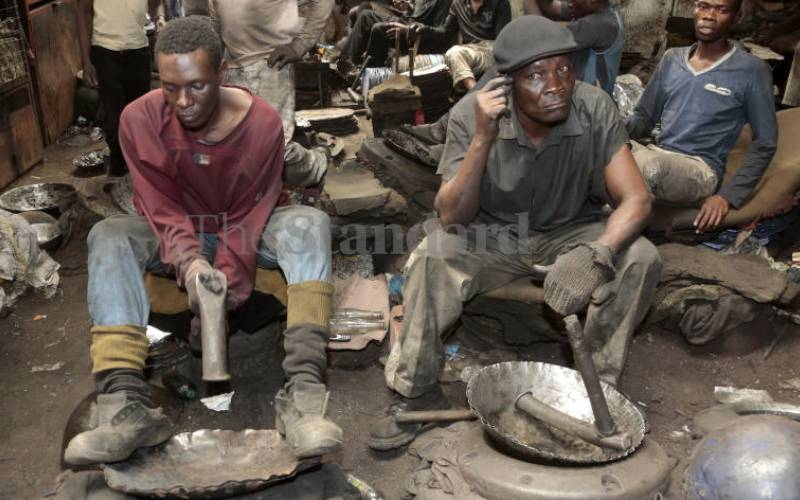 Kenya will remain poor as long as it is misgoverned