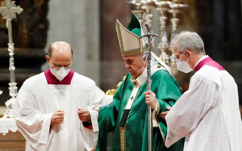 Pope opens two-year consultation on the future of Catholic Church