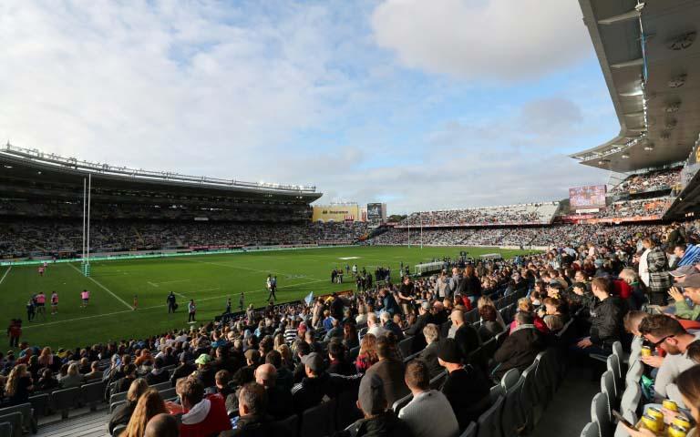 Post-coronavirus rugby beats attendance records in New Zealand – 43,000
