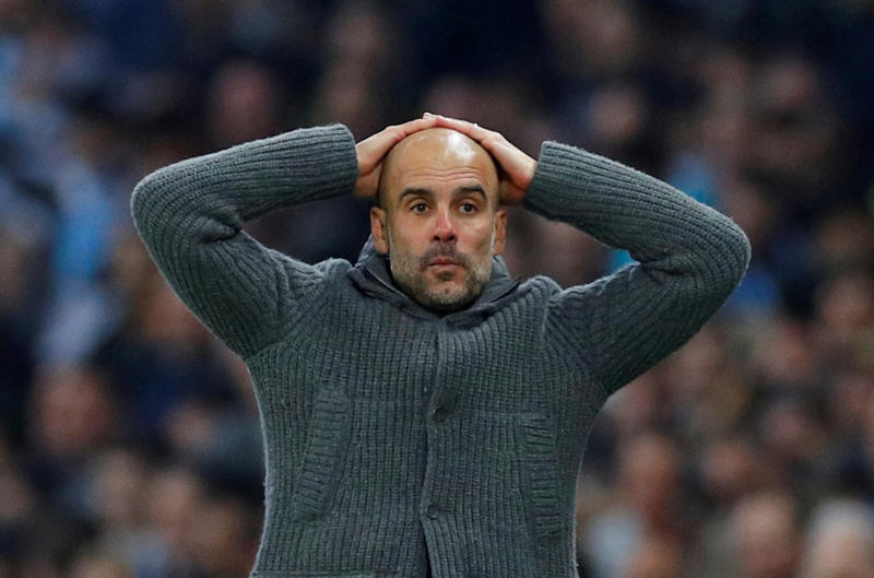 UCL: Manchester City face critical appeal at CAS today