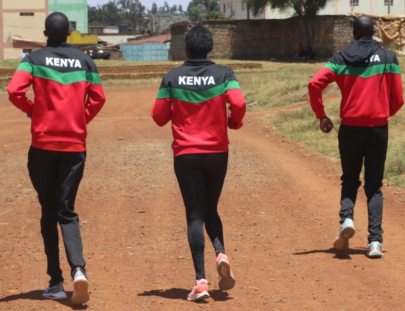 Practice will make perfect for Kenyan team in Tunisia