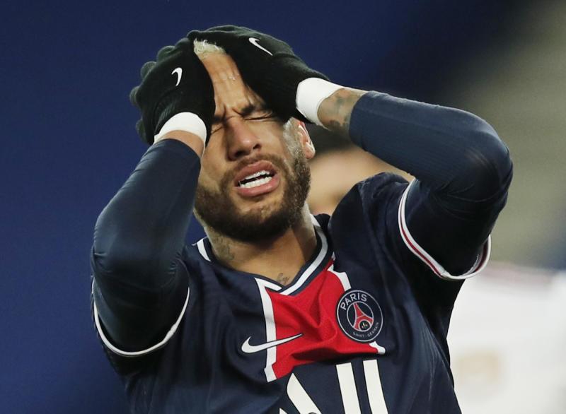 PSG drop points again in Bordeaux draw