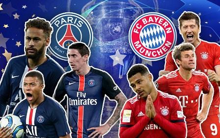 Psg Vs Bayern Munich At 10pm Mbappe Ready To Make History With Psg The Standard Sports