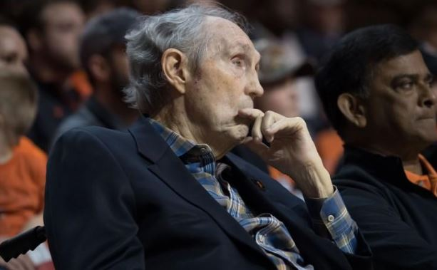 Hall of Fame College Basketball Coach Sutton Dies Aged 84