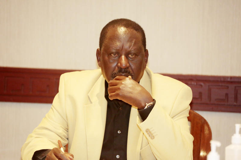 Raila Odinga's burden of history and lessons on 'Project' tag he must shed