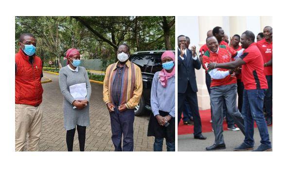 Sakaja reveals amount of money Raila donated to Ayimba
