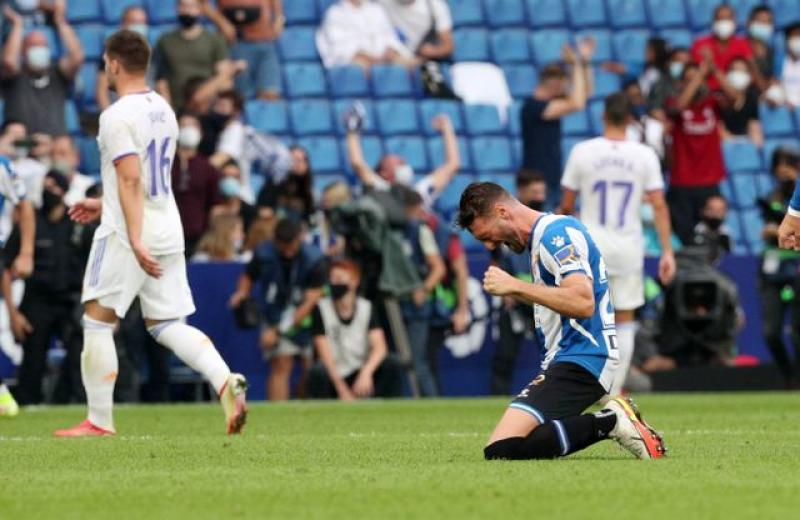 Real Madrid stunned by Espanyol as woes continue