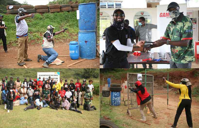 Results: Kenyan shooters hold benchmark tournament ahead of IDPA Championship