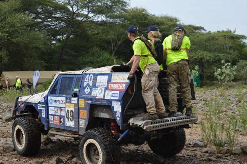 Rhino Charge raises Sh140m