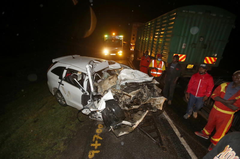 Road carnage claims 14 lives in two days