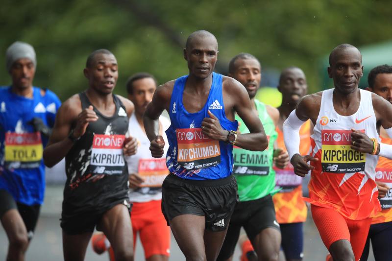 Shock as Eliud Kipchoge defeated in 2020 London Marathon, Shura Kitata wins the showpiece - The Standard