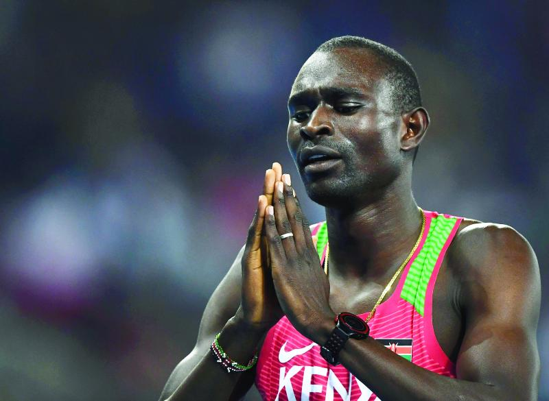 Rudisha shakes off injury, looks ahead to Tokyo 2021