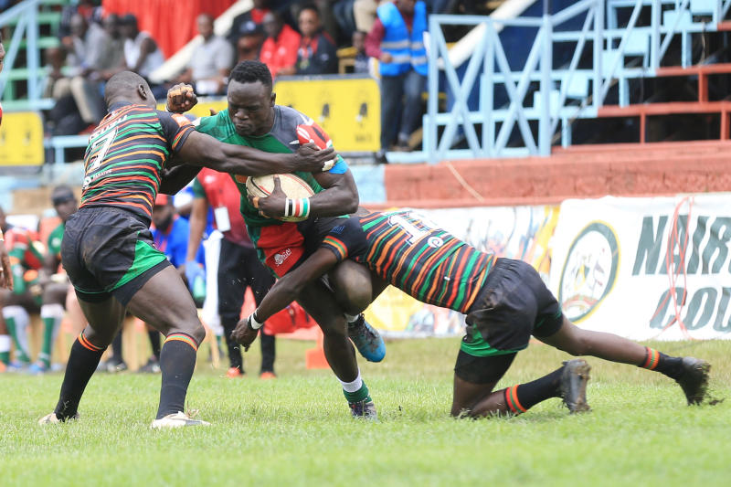Rugby star Ojee turns to fashion and design as he awaits return to action
