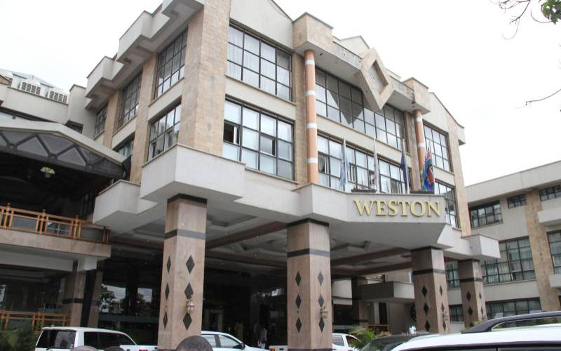 Ruto seeks to save hotel by paying for land a second time