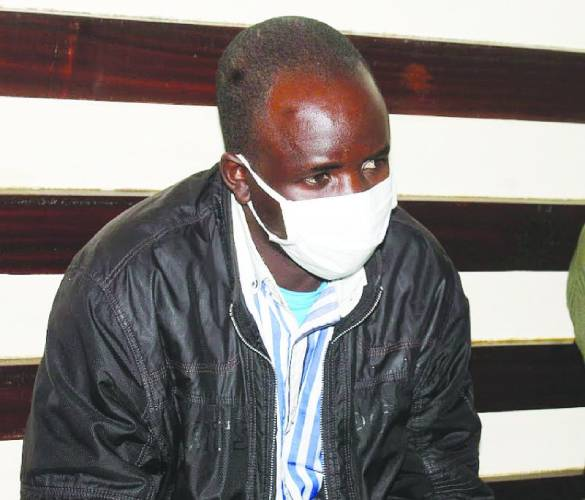 Security guard who defiled six-year-old girl jailed for 36 years