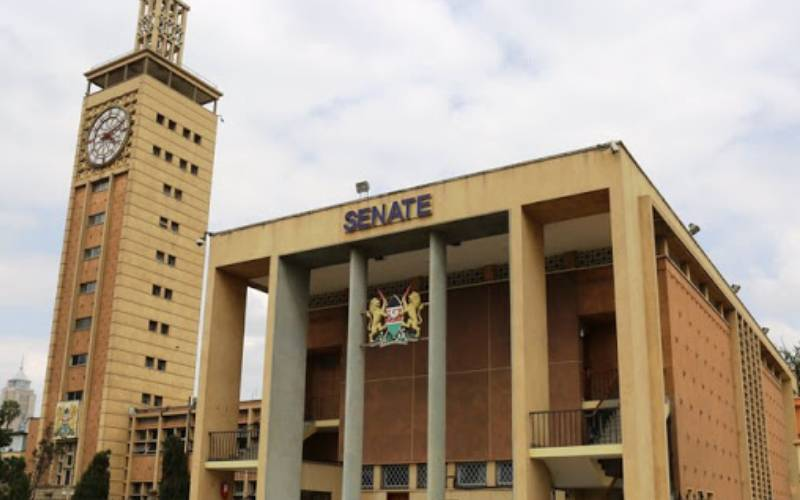 Senators weep over delayed, squandered county funds