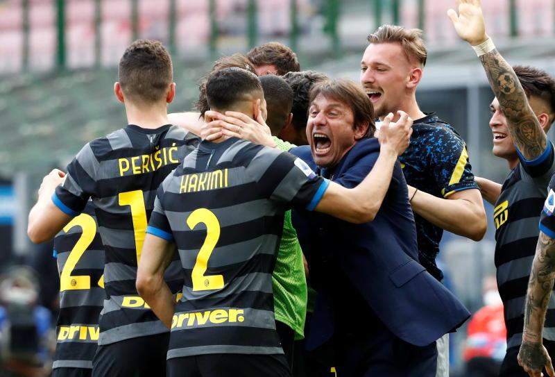Serie A: Former Man United star strikes again as Inter beat Verona
