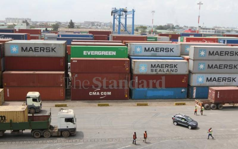 Small traders face losses as KPA moves to auction goods at port