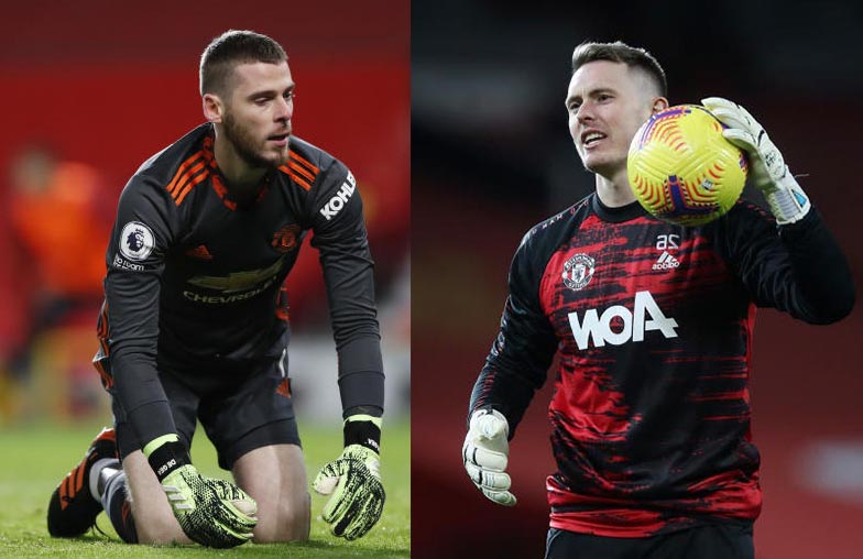 Solskjaer 'prepared to sell' either De Gea or Henderson