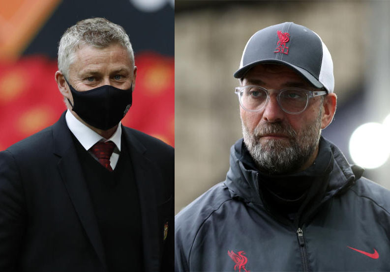 Solskjaer takes swipe at Liverpool ahead of Old Trafford clash