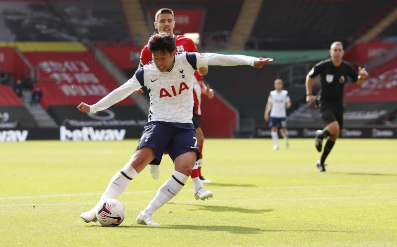 Southampton 2-5 Tottenham: Four-star Son leads Spurs rout of Southampton