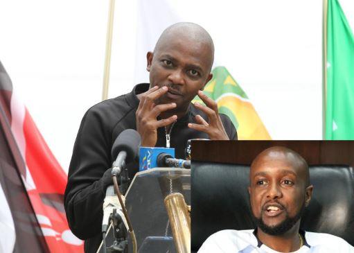 SportPesa CEO Karauri, FKF boss Mwendwa war of words sparks social media uproar