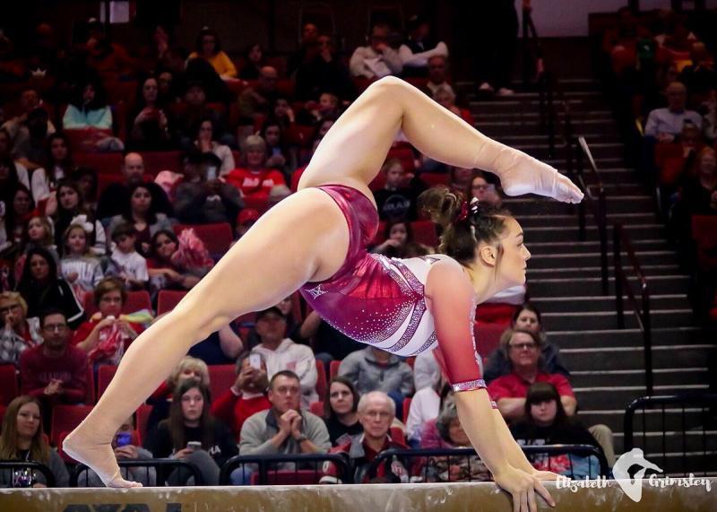 Star gymnast Nichols leaves indelible mark on sport