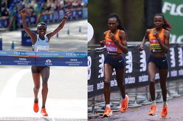 Stars set for epic clash at London Marathon today