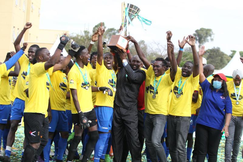 Talanta FC now nurture new generation of talent