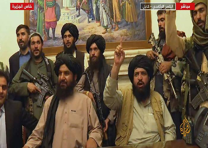 Taliban takeover could inspire extremist violence in US