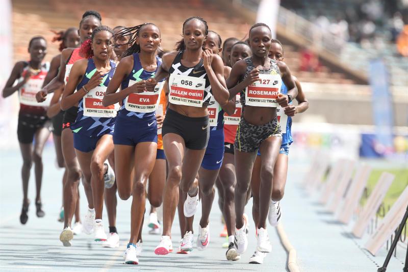 Team Kenya's work cut out ahead of Tokyo Games