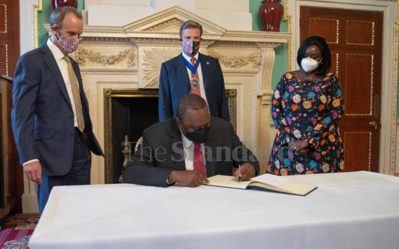 Team renews hope of reviving stalled Kenya-UK trade treaty