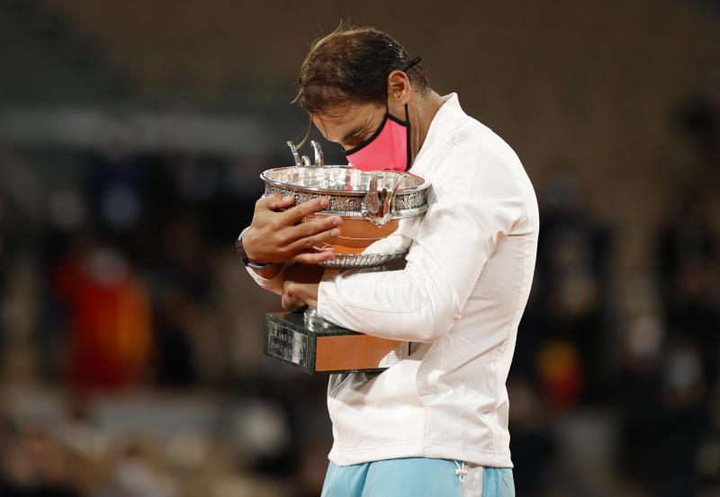 Tennis: Nadal wins 13th French Open to claim record-equalling 20th Grand Slam title