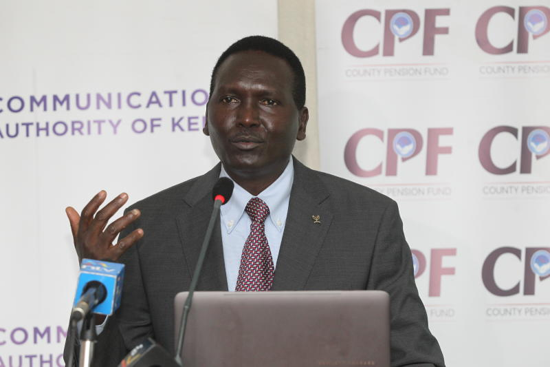 Tergat happy with Malkia Strikers' preparation