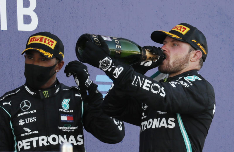 They're trying to stop me, says unhappy Hamilton