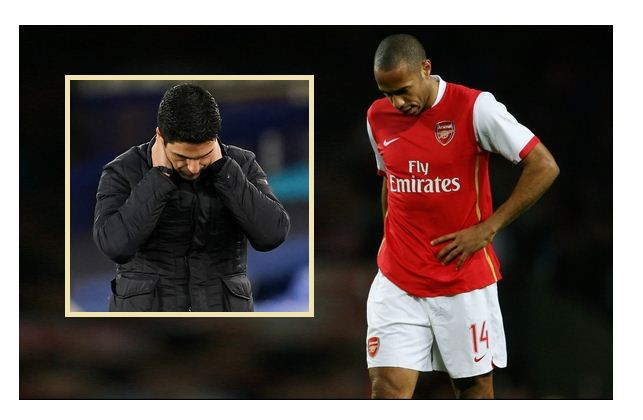 Thierry Henry says he no longer recognises Arsenal