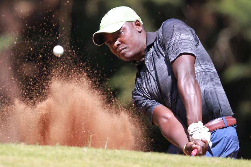 Thika Sports Club hard-hitter Ngige eyes good show at Kenya Open