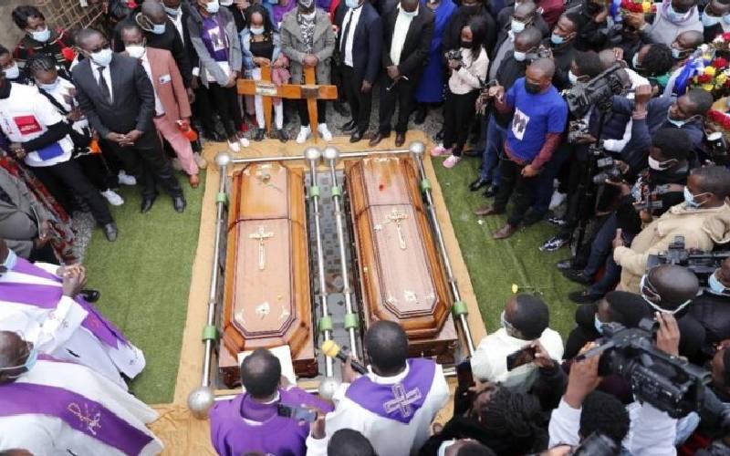 Thoroughly probe the Embu killings