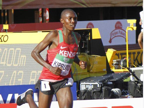 ATHLETICS: Kipruto threatens world 10km record