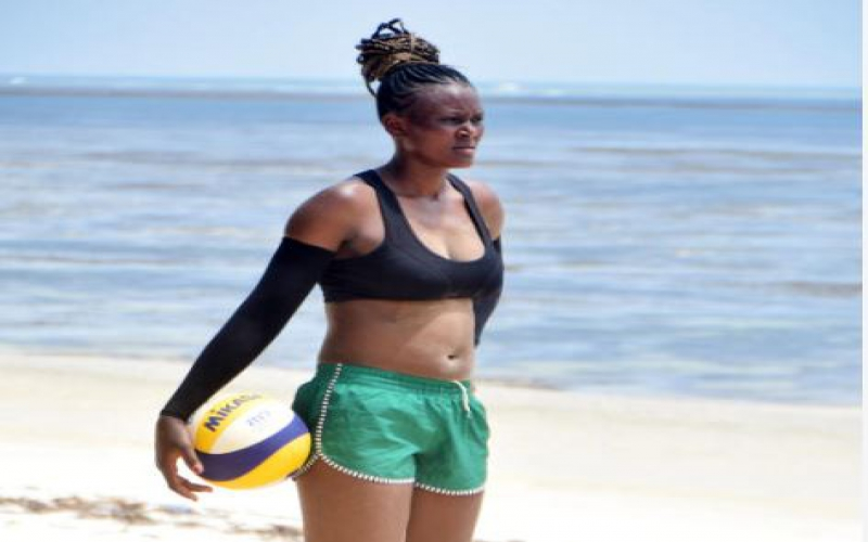 BEACH VOLLEYBALL: Kenyans back in contention after poor start on Friday