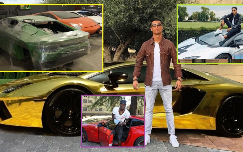 Father and son nabbed in Brazil for building fake sports cars