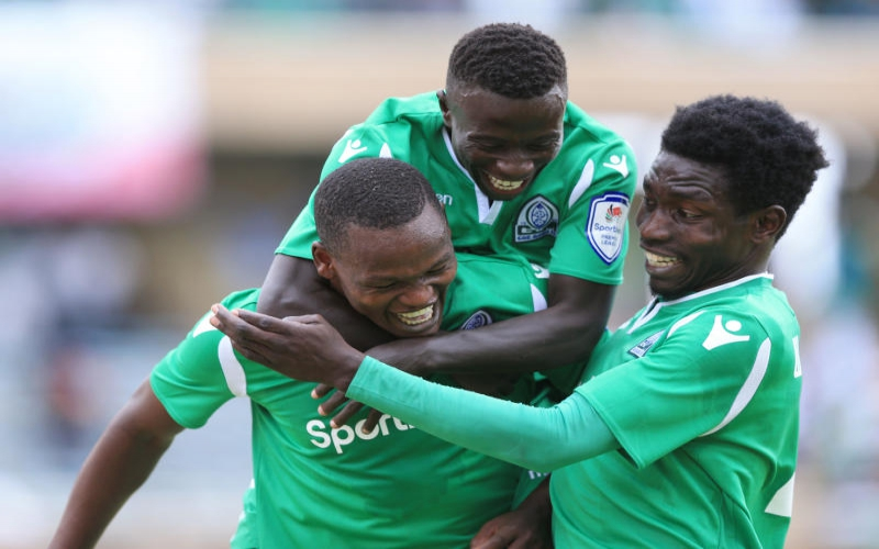 Gor Mahia thrash Burundian side Aigle Noir 5-1