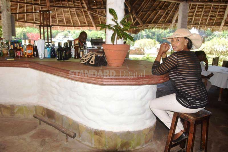 Hotel staff happy after serving President Uhuru's family