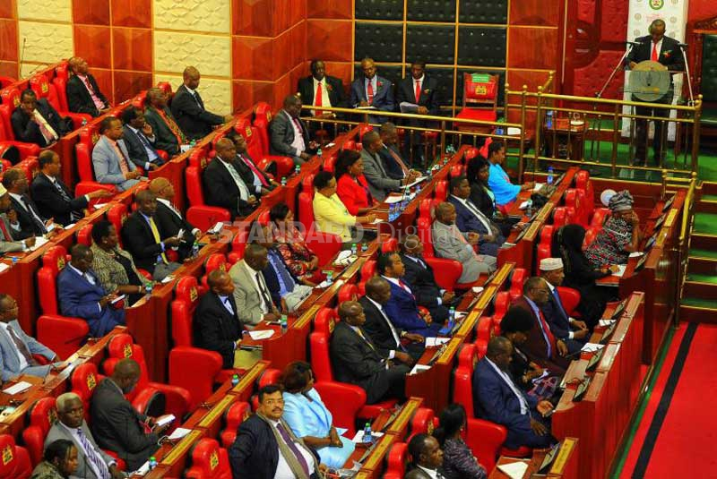 How MPs spend taxpayers' millions in search of food