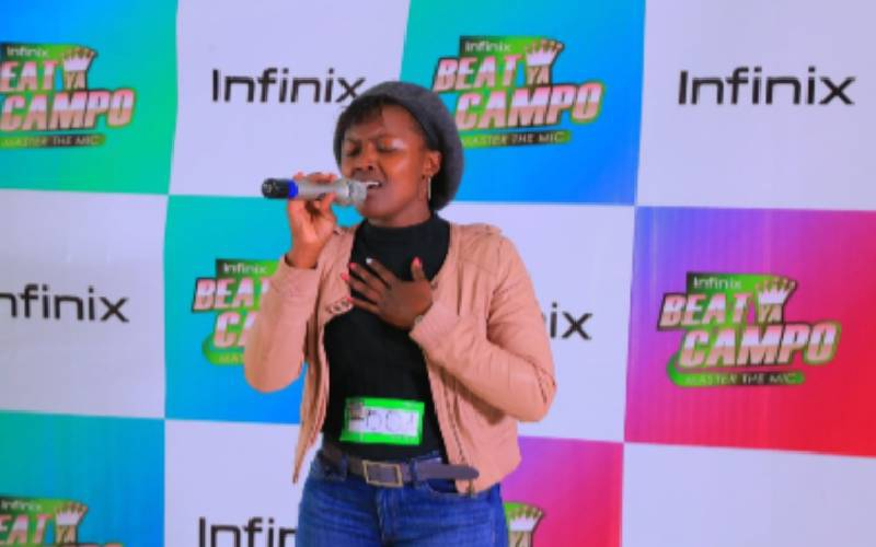 Infinix university talent search ends in style