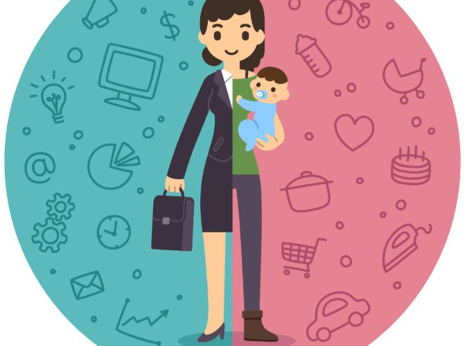 Is my job secure when I'm on maternity leave?