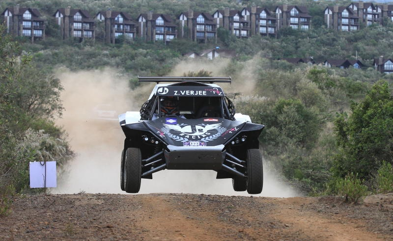 Motorsport: Gritty Patel beats Verjee to 'King of the Hill' title