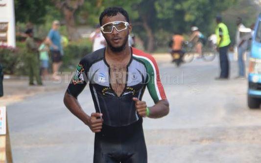 Njeri wins Watamu triathlon