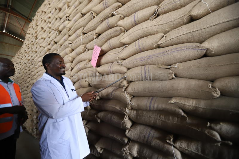 No amount of threats from maize cartels will destruct me, MP says